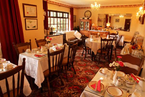 Dining Room at Athlumney Manor