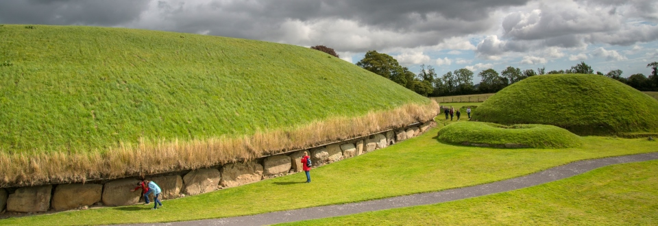 Knowth Megalithic Tomb