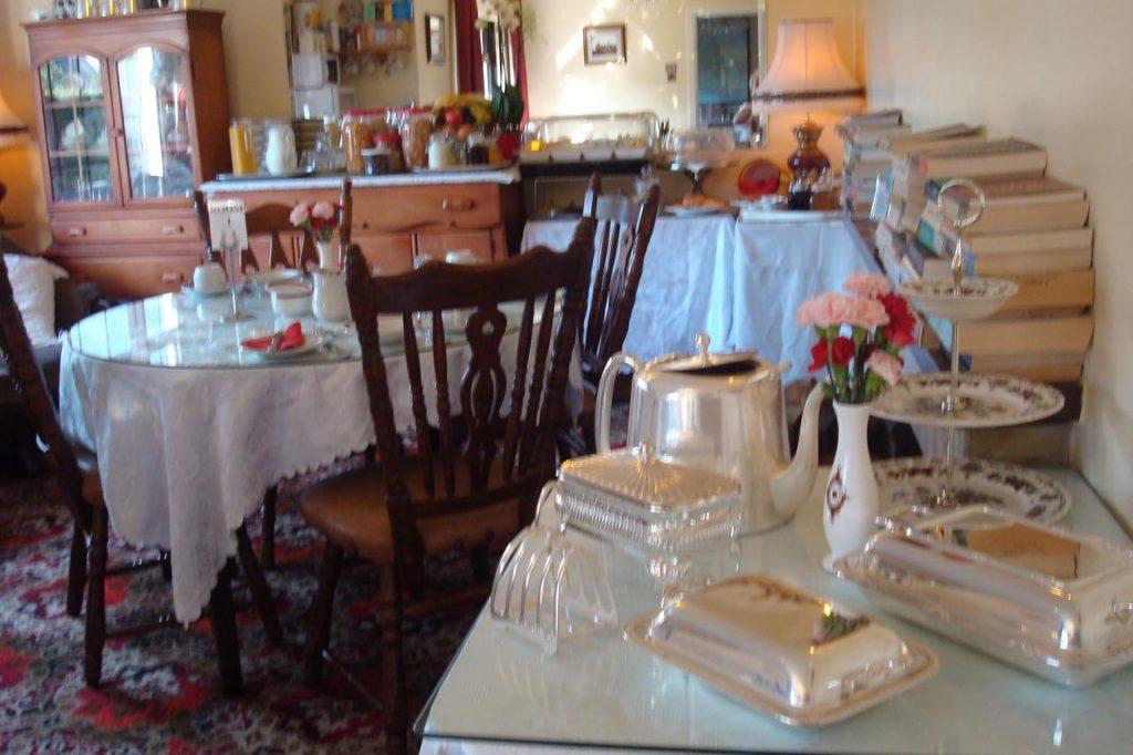 Athlumney Manor Breakfast Room